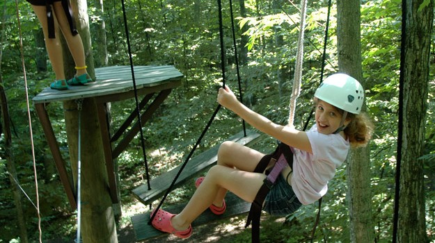 Ropes-Course-at-Camp